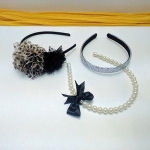 Fancy Headbands Lot